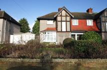property for sale in Grove Road, Isleworth