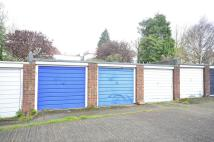 Garage for sale in Burntwood Grange Road...