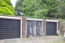 Garage in Burntwood Grange Road for sale