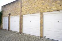 Carmichael Mews Garage to rent
