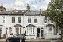 3 bed home in Swanscombe Road, Chiswick