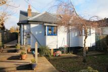 Bungalow in Thames Ditton Island...