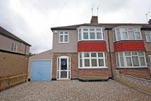 3 bed house in Queen Mary Avenue...