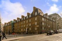 Studio apartment in Ebury Bridge Road...