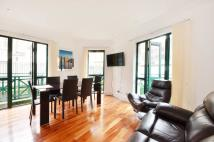 Medway Street Flat to rent