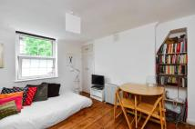 Studio apartment for sale in Gatliff Close...