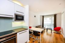 1 bed Flat to rent in Gillingham Street...