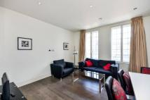 Flat to rent in Buckingham Palace Road...