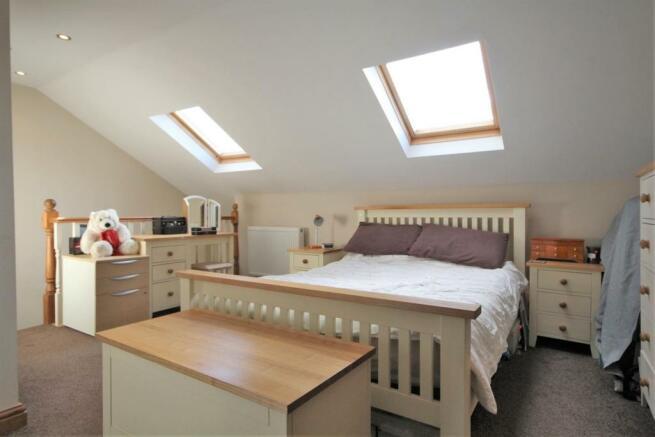 Bedroom 1 Annexe