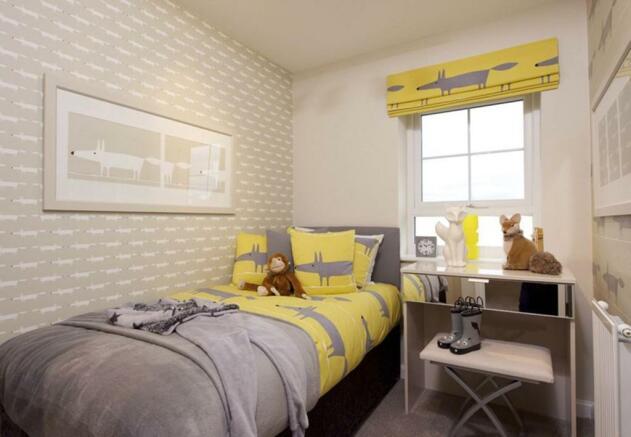 Oakham bedroom 3