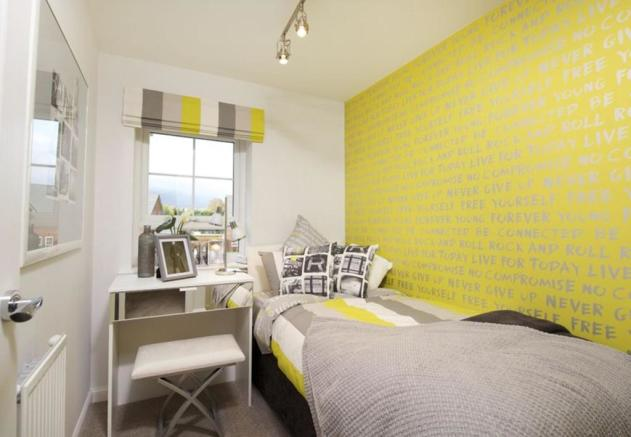 Oakham bedroom 4
