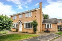 Detached home for sale in Wordsworth Close...