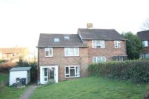 End of Terrace home to rent in Fernlands Close...