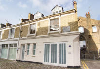 3 bedroom Mews to rent in PEMBROKE MEWS, W8