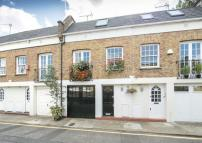Mews for sale in ROYAL CRESCENT MEWS, W11