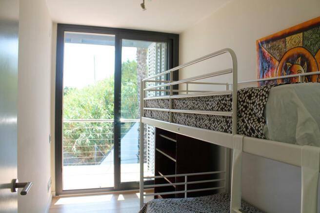 Todos los dormitorios tienen acceso a la terraza
