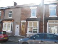 Terraced property in Columbia Street...