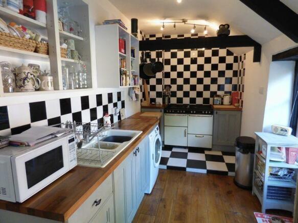16' Kitchen