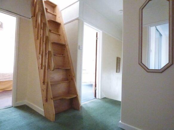 Steps to Loft ...