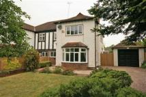 semi detached property in Earle Drive, Parkgate...
