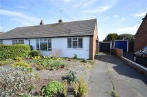 2 bed Semi-Detached Bungalow in The Priory, Neston