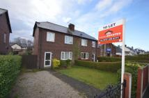 3 bed semi detached property to rent in Burton Road...