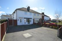 3 bedroom semi detached home in Talbot Avenue...