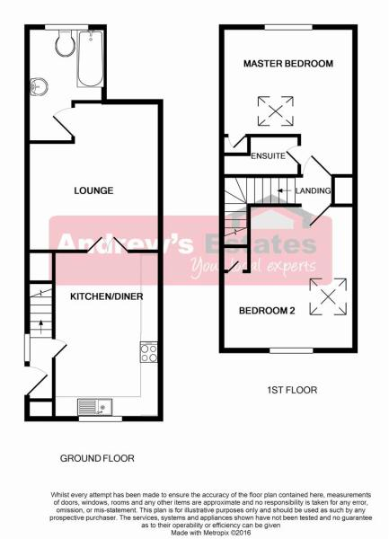 Floorplan for Mill V