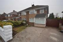 3 bedroom semi detached house in Dawpool Drive...