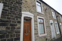 Terraced house in Chapel Street, Rishton