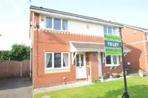 Tarn Brook Close semi detached property to rent