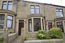 Terraced house in Harcourt Road, Accrington