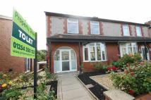 semi detached property in Whalley Road...