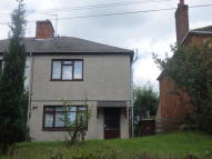 2 bed semi detached home in Northampton Road...