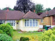 3 bedroom Semi-Detached Bungalow for sale in Broadhurst Gardens...