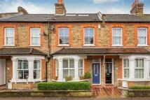 Terraced house in Kings Road, SUTTON...