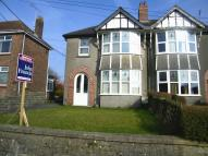 3 bedroom semi detached house in North Road, Whitland...