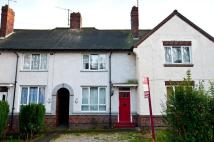 Terraced property for sale in Green Oak Road, Totley...