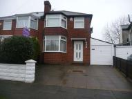 Ermington Crescent semi detached property to rent
