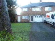 semi detached home in Yardley Fields Road...