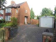2 bedroom semi detached property in Blakemere Avenue...