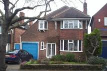 3 bed Detached house in Ollerton Road, Yardley