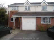 3 bedroom semi detached home to rent in Wolsley Avenue...