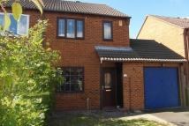 3 bedroom semi detached property in Columbine Way...
