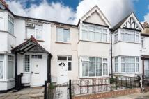 3 bed Terraced property in HAMILTON ROAD...