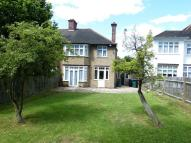 SOUTHBOURNE CRESCENT semi detached property to rent