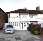 semi detached home in HAMILTON ROAD...