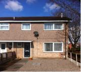 semi detached home to rent in Dover Drive Ellesmere...