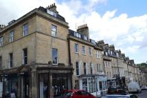Apartment to rent in Gay Street, Bath Centre...