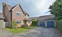 4 bed Detached property in Dixie Lane...